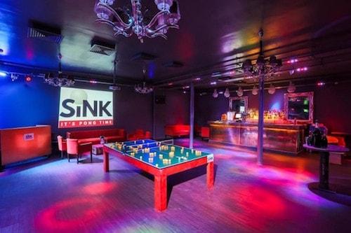Sink Ping Pong